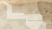 cartão de visita Advogado criativo: textura marrom