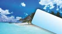 cartão de visita Água