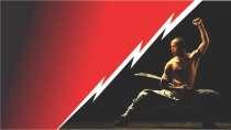 cartão de visita Artes marciais