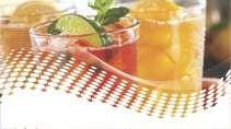 cartão de visita Bebidas