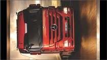 modelo de cartão de visita Caminhões MBHZCAM6