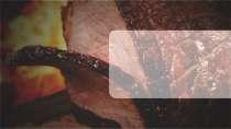 cartão de visita Churrascaria