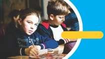 modelo de cartão de visita Educação MBHZEDU22
