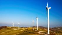 cartão de visita Engenharia bioenergética: energia eólica e azul