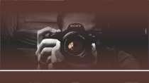 modelo de cartão de visita Fotógrafo MBHZFOT44