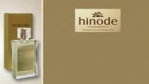 cartão de visita Hinode luxo: perfumes e marrom