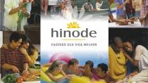 cartão de visita Hinode criativo: pessoas