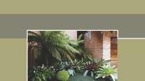 cartão de visita Jardinagem