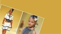 cartão de visita Moda infantil