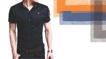 cartão de visita Moda masculina