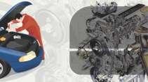modelo de cartão de visita Oficina mecânica MBHZOFI46