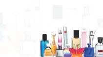 cartão de visita Perfumes