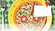 cartão de visita Pizzaria
