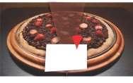 modelo de cartão de visita Pizzaria MBHZPIZ9