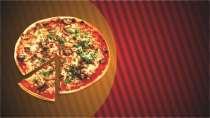 modelo de cartão de visita Pizzaria MBHZPIZ46