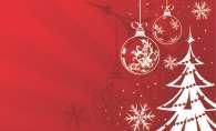 cartão de visita Postais de natal