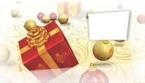 cartão de visita Presentes