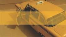 modelo de cartão de visita Táxi MBHZTAX8