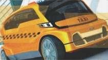 modelo de cartão de visita Táxi MBHZTAX9