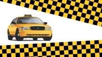 modelo de cartão de visita Táxi MBHZTAX12