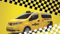 modelo de cartão de visita Táxi MBHZTAX13