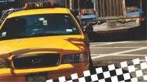 modelo de cartão de visita Táxi MBHZTAX27