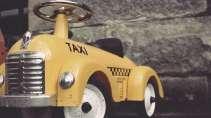 modelo de cartão de visita Táxi MBHZTAX30