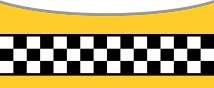 modelo de cartão de visita Táxi MBHZTAX37