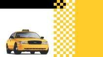 modelo de cartão de visita Táxi MBHZTAX40
