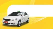 modelo de cartão de visita Táxi MBHZTAX42