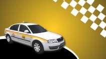 modelo de cartão de visita Táxi MBHZTAX46