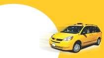 modelo de cartão de visita Táxi MBHZTAX48