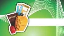 cartão de visita Turismo