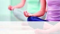 cartão de visita Yoga