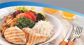 cartão de visita Comida, Bebida, Restaurante e Tele-Entrega