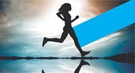cartão de visita Esportes e Condicionamento Físico