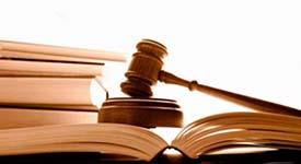 cartão de visita Direito, Judicial e Política