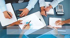 cartão de visita Negócios e Consultoria