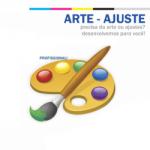 Gráfica Cor | Arte | Ajuste de arte | ajuda do designer | melhoramos sua arte