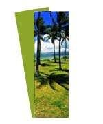 Gráfica Cor | Marcador de página | Couchê fosco e verniz localizado | 300g - 4X4 | 182mm x 51m