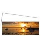 Visite meu cartão | Marcador de página | Couchê verniz total fr | 300g - 4X0 | 182mm x 51m