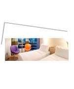 Gráfica Cor | Marcador de página | Couchê verniz total fr | 300g - 4X0 | 273mm x 51m