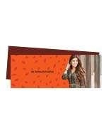 Visite meu cartão | Marcador de página | Couchê verniz total fr | 300g - 4X4 | 182mm x 51m