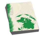 Visite meu cartão | Panfletos 15x21cm | Reciclato | 90g - 4X0 | 15x21cm A5