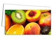 Visite meu cartão | Postal | Couchê verniz total fr | 300g - 4X0 | 182mm x 102mm