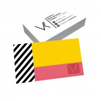 depoimento positivo de Vick sobre cartão de visita online