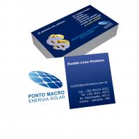 depoimento positivo de Eualdo sobre cartão de visita online