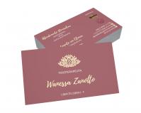 depoimento positivo de Wanessa sobre cartão de visita online