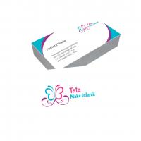 depoimento positivo de Tamara sobre cartão de visita online