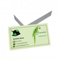 depoimento positivo de Jhonathan sobre cartão de visita online